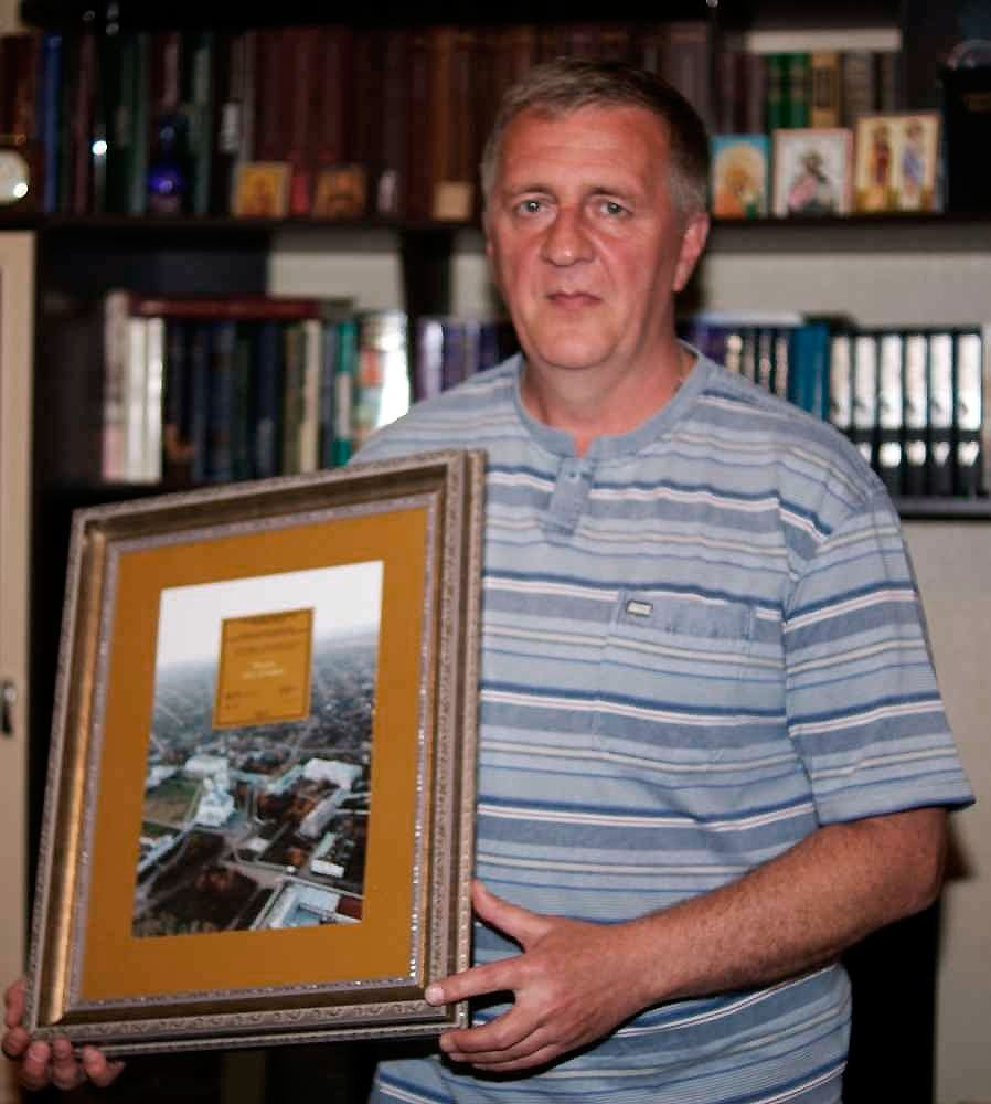 Заместитель главного редактора альманаха «Тобольск и вся Сибирь» Сергей Филатов