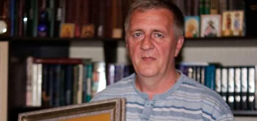 Заместитель главного редактора альманаха «Тобольск и вся Сибирь», Сергей Филатов