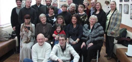 Творческая встреча с московскими писателями