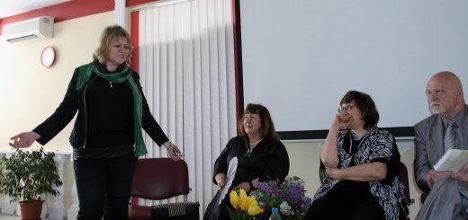 Встреча литераторов и художников
