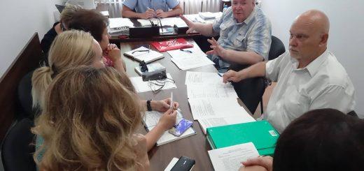 Состоялось  заседание оргкомитета III Международного фестиваля «Интеллигентный сезон-2017».