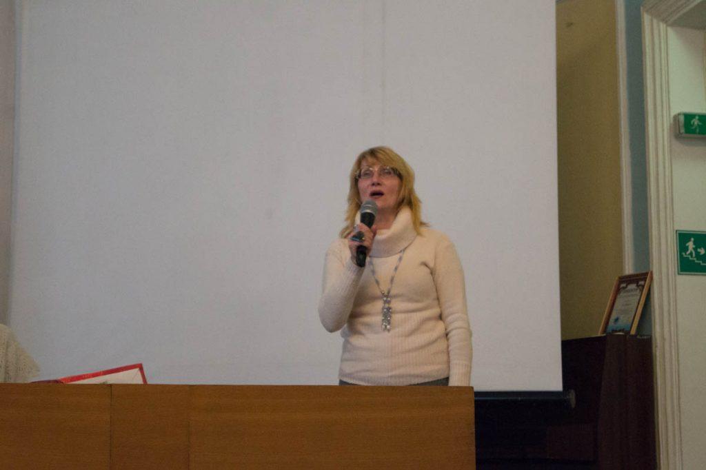 № 22 Выступает Нина Иванова
