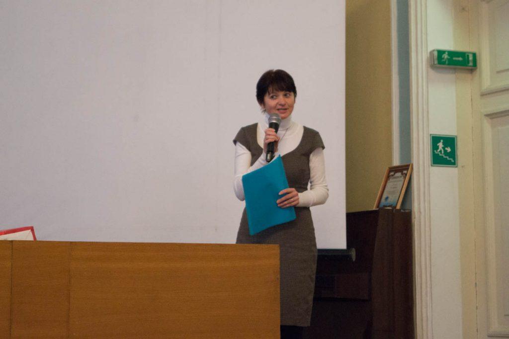 № 28 Выступает Татьяна Троцкова.