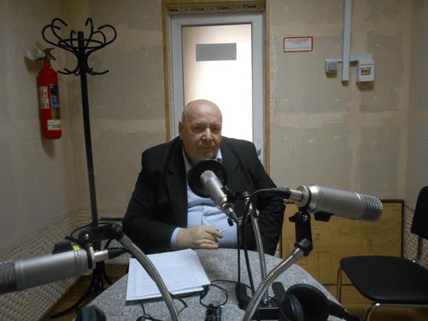 Союз писателей Крыма на радио
