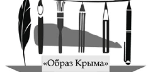 """Конкурс-фестиваль """"Образ Крыма"""""""