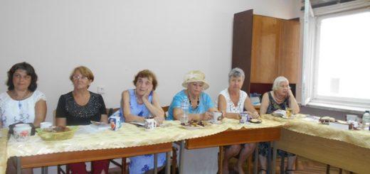 Собрание Ялтинского отделения СПК
